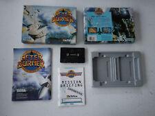 After Burner K7 Cassettes Amstrad CPC Francais SEGA/Activision