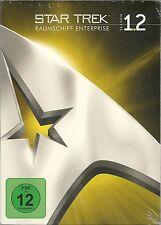Star Trek Raumschiff Enterprise Season 1.2 Neu OVP Sealed Deutsche Ausgabe