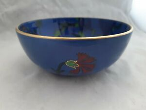 Art Deco wilton ware lustre bowl