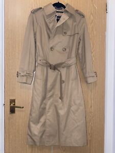 Vintage Christian Dior Monsieur Trench Coat