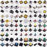200Pcs Micro Push Button Kit Tact Switch Reset 2x4 3x4 3x6 6x6 12x12mm