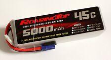 RoaringTop LiPo Battery Pack 45C 5000mAh 6S 22.2V with EC5 Plug