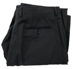 Country Road Black Mens Business Pants Size 34