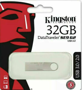 Kinston  16GB 32GB  usb 3.0 memory stick flash pen-- thumb drive