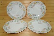 "Villeroy & Boch Heinrich Fruit Garden (4) Dinner Plates, 10 1/8""  (C)"