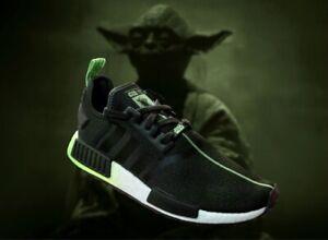Adidas NMD_R1 Star Wars Yoda 47 1/3 NEU