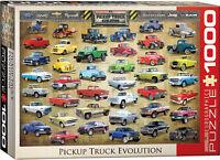 Pick-Up Évolution 1000 Pièce Puzzle 680mm x 490mm ( Pz )