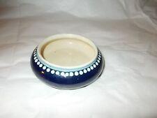 Herman A Kahler Denmark Blue & White Art Pottery Bowl