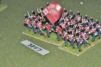 25mm napoleonic / british - 1st foot guard (plastic) 34 figures - inf (38117)