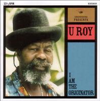 """U-Roy : I Am the Originator Vinyl 12"""" Album (2009) ***NEW*** Fast and FREE P & P"""