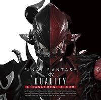 FINAL FANTASY XIV Duality Arrangement Album Blu-ray Japan