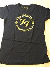 New Foo Fighters World Tour T Shirt 2012 Lowlands Large Biddinghuizen Nirvana