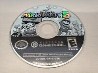 Mario Party 5 (Nintendo GameCube) NGC Tested & Works Loose Disc Game Only