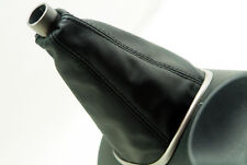 Acura RSX Manual shift Boot type S R Real Leather Black For 02-06