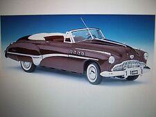 1949 Buick Roadmaster  LE - Franklin Mint  - New in Box
