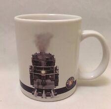 Lionel Train White Coffee Mug - Locomotive Engine Railroad Theme