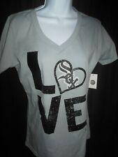 Chicago White Sox MLB Women's G-II Stone Wash Design Shirt