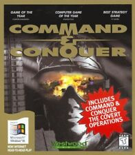 Command Conquer The Covert Operations Expansion PC NEW And Sealed UK Release