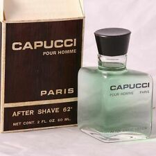 Vintage Capucci Pour Homme 2oz After Shave