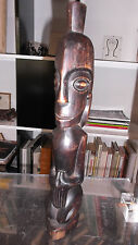 Oceanian statue primitive arte arto