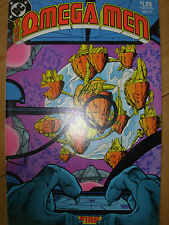 THE OMEGA MEN DC COMIC 1982 No 5
