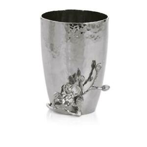 Michael Aram White Orchid Toothbrush Holder (Can be used as Bud Vase )