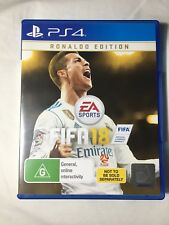 FIFA 18 (Ronaldo Edition) Playstation 4 (PS4) Game Brand New