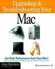 Upgrading & Troubleshooting Your Mac: ibook, iMac, G3G4, PowerBook with CDROM (A