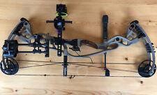 Hoyt Carbon Defiant RH Compound Bow