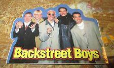 Backstreet Boys Sticker CollectiBle Rare Vintage 90'S Metal Window Decal Sid