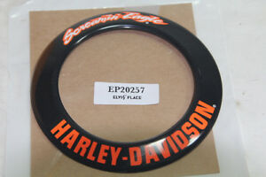 Harley Screamin' Eagle air cleaner cover insert 29503-07 FL Dyna TC NOS EP20257