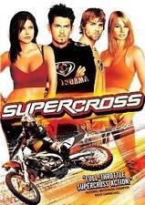 SUPERCROSS: THE MOVIE NEW DVD