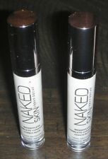 Urban Decay Lot of 2 Naked Skin Complete Coverage Concealer - FAIR WARM - New
