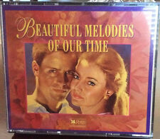 READER'S DIGEST MUSIC Beautiful Melodies Of Our Time 4 CD Box Set with Booklet!!