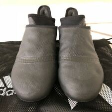 Adidas X17 Pure Speed Firm Ground Men's Cleats All Black Sz 9.5