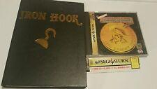 IRON HOOK Limited Edition  SAT Sega Saturn JPN Import