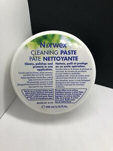 NORWEX CLEANING PASTE 200 ml/ 6.76 fl oz - New.. NO PHOSPHATES, POISONS OR ACIDS