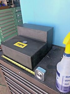 """DOALL GRANITE SURFACE ANGLE KNEE PLATE 14"""" X 14"""" X 9"""" X 5"""" .00005"""" EXCELLENT"""
