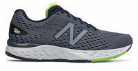 New Balance Men's 680v6 Shoes Navy with Green