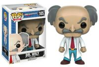Funko - POP Games: Megaman - Dr. Wily Vinyl Action Figure New In Box