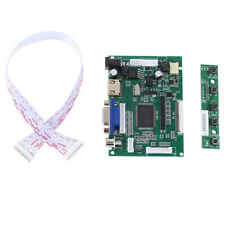 HDMI VGA 2AV LVDS LCD Display Controller Board Pi Kit for LCD Monitor_chDT PU