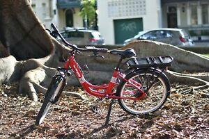 "Smartmotion E City 24"" 36V 17Amh 250W Electric Bike Samsung Battery Cheap E bike"