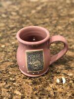 "Bones Coffee Company Deneen Pottery Mug OH FUUUDGE FUDGE ""A Christmas Story"""