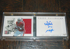 Andre Ellington 2013 Playbook Rc Auto Patch Booklet Black 1/1 Rookie 1 of 1