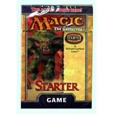 Starter 1999 Two Player Starter Deck - ENGLISH Sealed Brand New - MTG ABUGames