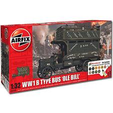 Airfix A50163 wwi old bill bus ensemble cadeau 1:32 aircraft model kit