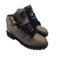 Osiris Skateboard Shoes DCN Boot Brown/Black