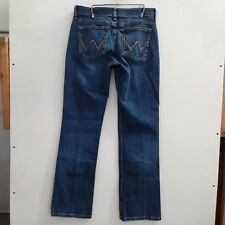 Wrangler Q-baby women's 3/4x32 comfort waist jeans WRQ20TB