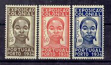 Portugal * MiNr 578 - 580 Kolonialausstellung