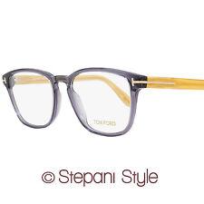 Tom Ford Rectangular Eyeglasses TF5355 089 Size: 54mm Transp. Violet/Opal FT5355